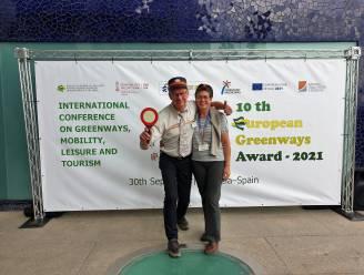 Station Racour bekroond met Special Award European Year Of Rail 2021