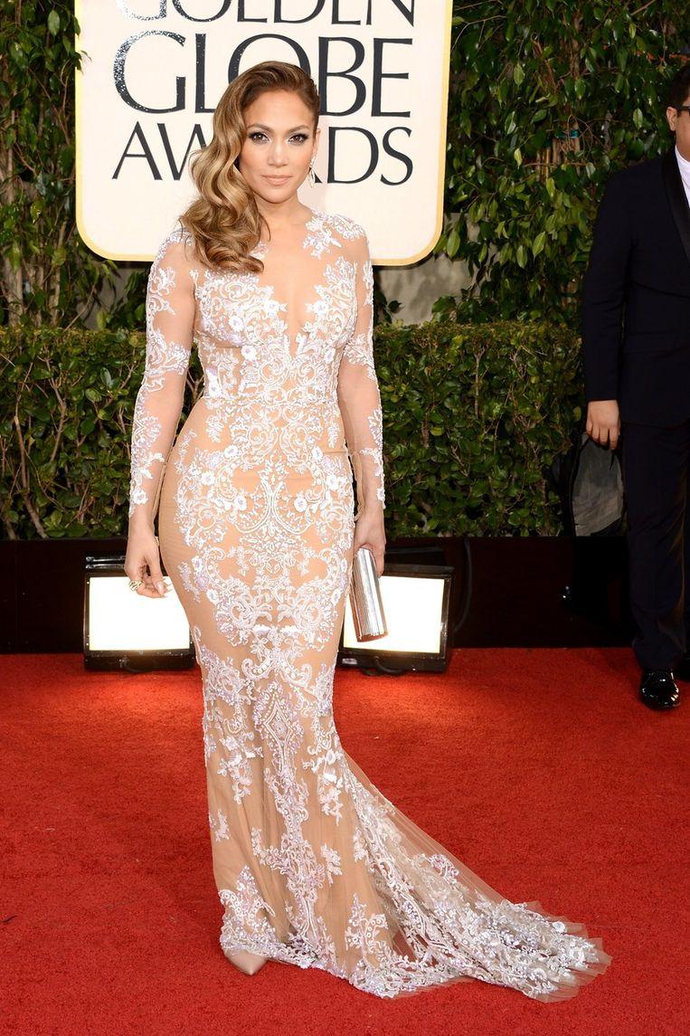 Jennifer Lopez Beeld AFP