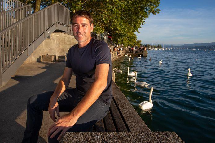 Weiler op archieffoto, toen uw krant de Zwitser in 2018 opzocht in Luzern.