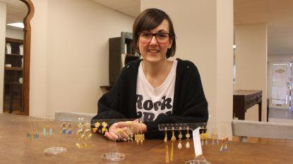 Laetitia opent juwelenwinkel na carrièreswitch