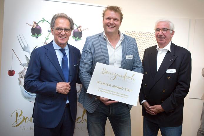 De Starter Award was voor Keilekker Worstenbrood.