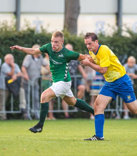 Weer zware blessure HSC'21-spits Tom ter Hogt