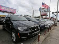 """Biden veut que 50% des voitures vendues aux États-Unis en 2030 soient """"zéro émission"""""""