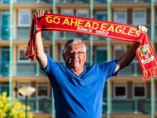 Hans van 't Slot (82) een van Go Ahead's trouwste fans: 'Vroeger op B-side veel meegemaakt'