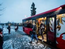 Reizigers in Haaksbergen 'helemaal klaar' met openbaar vervoer