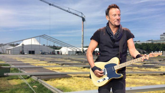 Bruce Springsteen voor Malieveld