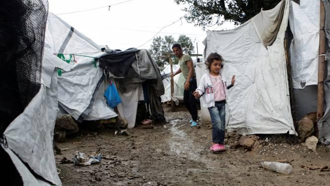 """Raad van Europa: """"Migrantenkampen in Griekenland moeten dringend verbeteren"""""""