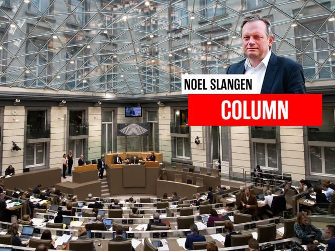 Slangen op maandag. Een parlement met een eigen omroep, dat draagt toch steeds het parfum van landen als China, Cuba, Venezuela of Noord-Korea