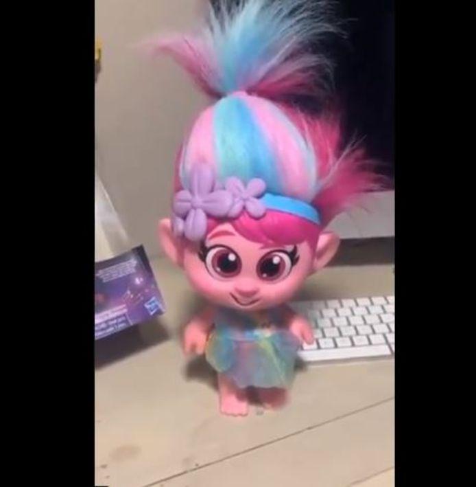 Cette poupée va être retirée du marché
