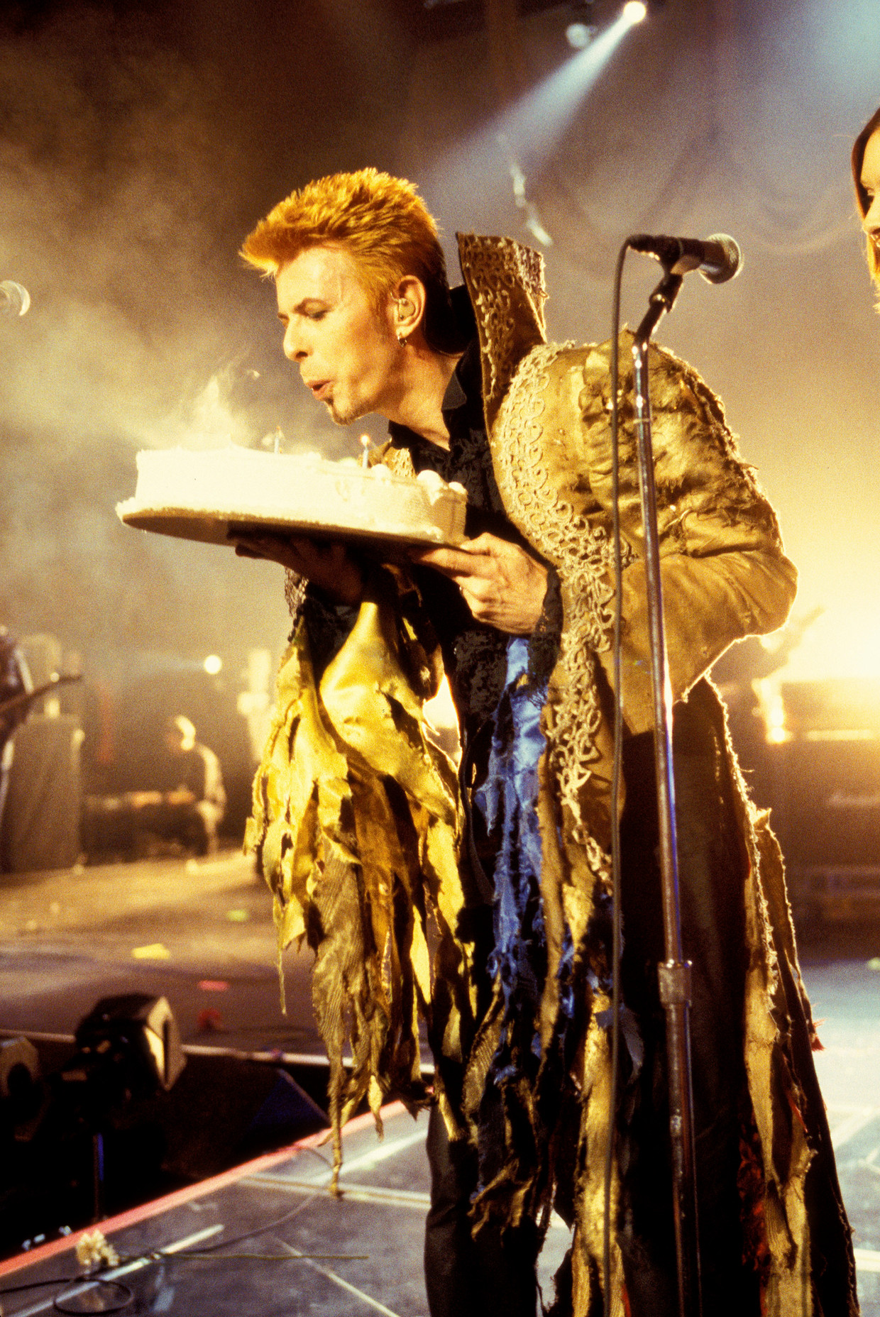 David Bowie  Beeld WireImage