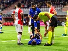 Plotseling heeft FC Den Bosch weer te maken met blessures
