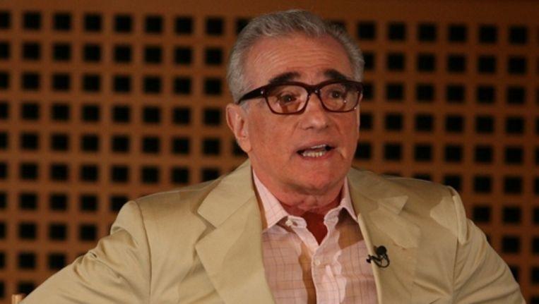 Topregisseur Martin Scorsese. Beeld UNKNOWN