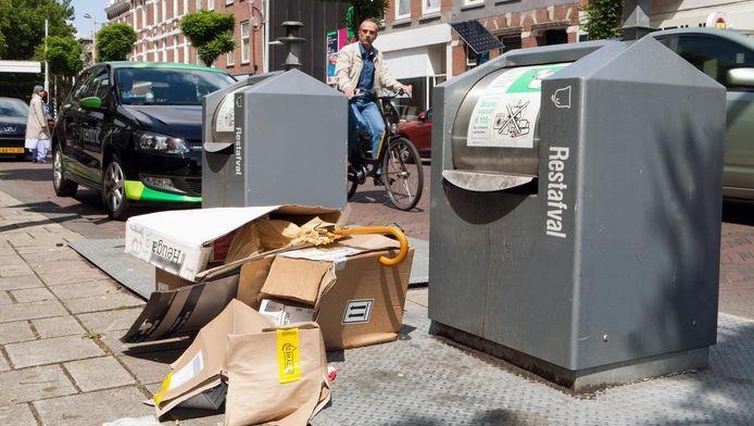 Leefbaar Rotterdam is klaar met de vervuiling van de stad.