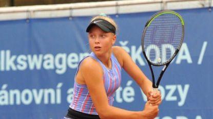Straf: 13-jarige klopt nummer 54 van de wereld, straks twee zussen aan tennistop?