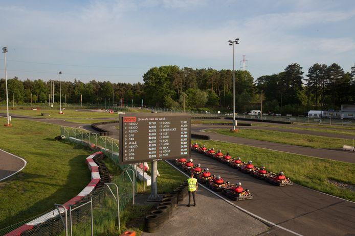 Karting Genk (archieffoto)
