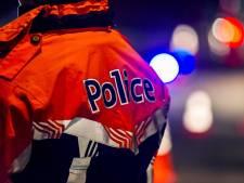 Un conducteur heurte un policier et prend la fuite près de Sambreville