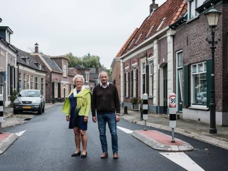 Bewoners in actie tegen smalle en drukke 'frustratiestraat' door Laag-Keppel