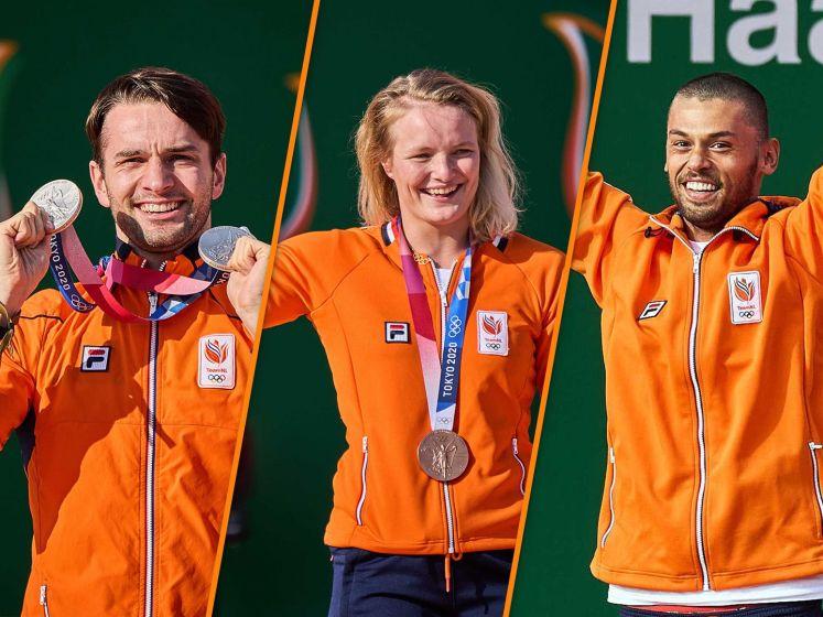Huldiging olympiërs: 'Dit is ongekend'