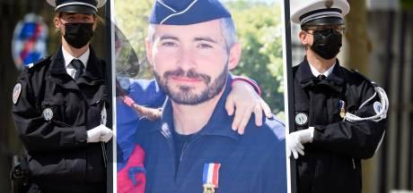 Policier tué à Avignon: le tireur présumé mis en examen et écroué