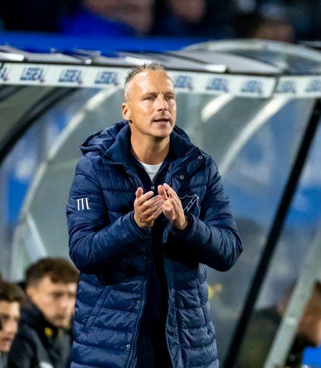 NAC-trainer De Graaf: 'Elke dag wil ik er het maximale uithalen en de volgende dag probeer ik het weer beter te doen'