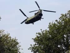 Nog veel vragen over oefenvluchten: commandant geeft zelf uitleg in Waalwijk