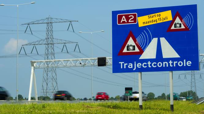 Trajectcontroles op gewestwegen uitgebreid