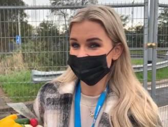 """Roxanne apetrots op haar Mathieu van der Poel: """"Ik ben echt bijna doodgegaan"""""""