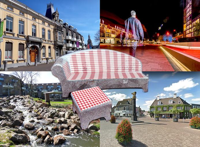 Waar moet cadeau bankje voor Roosendaal 750 jaar komen?