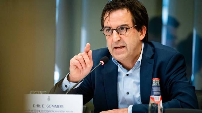 Diederik Gommers is klaar met 'halfzachte' maatregelen: 'Snelle lockdown is nodig'