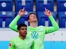Weghorst schrijft historie bij VfL Wolfsburg, Bosz en Leverkusen winnen eindelijk weer