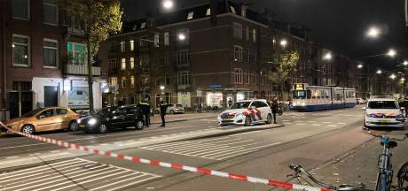 Geen gewonden na schietincident op Admiraal de Ruijterweg
