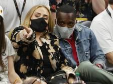 Adele al 'paar maanden' aan het daten met zaakwaarnemer LeBron