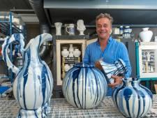 Heinen Delfts Blauw in Putten doet er alles aan om barsten te voorkomen