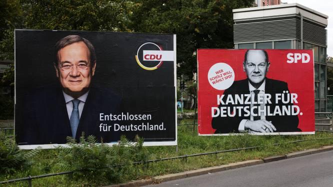 Wie volgt Merkel op? Duitse verkiezingen worden plots toch nog een spannende strijd