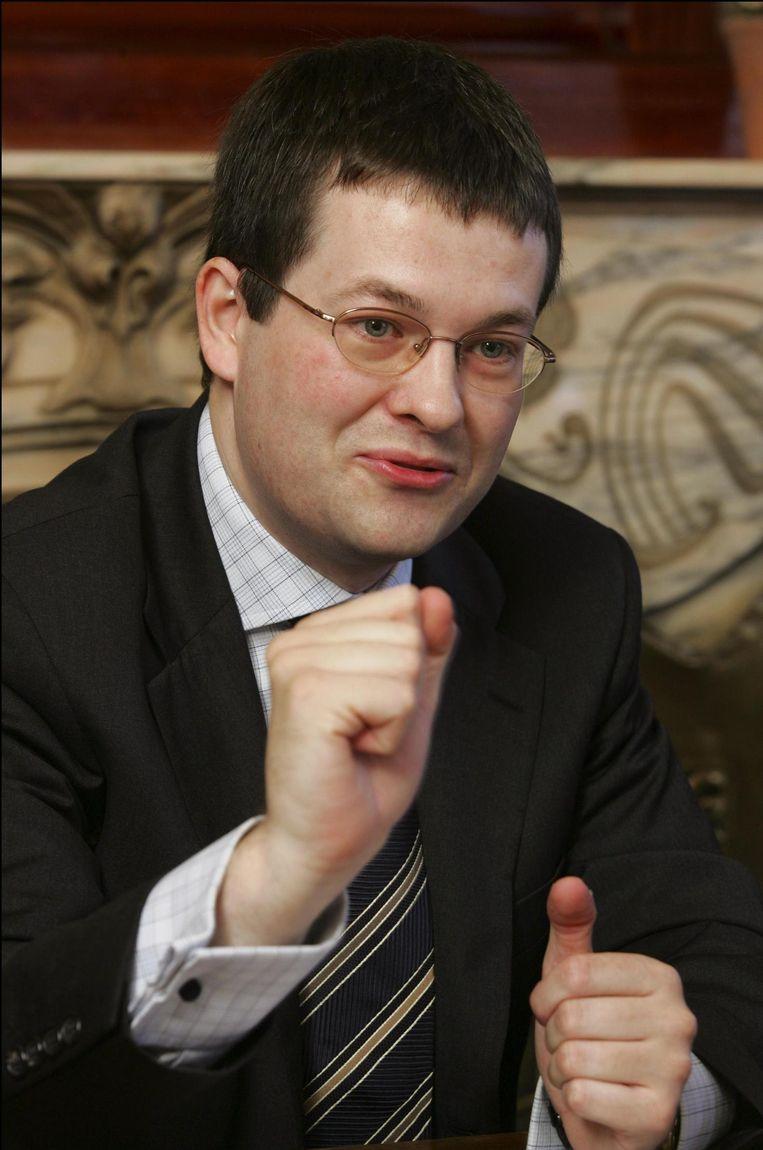 Kurt Martens, hoogleraar kerkelijk recht. Beeld rv