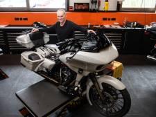 Gert Wessels stopt na 43 jaar sleutelen met Oude Monnink Motors: 'Het werk was mijn hobby'