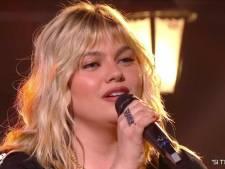 """Louane critiquée sur son physique après son passage dans """"The Voice France"""", elle réplique"""
