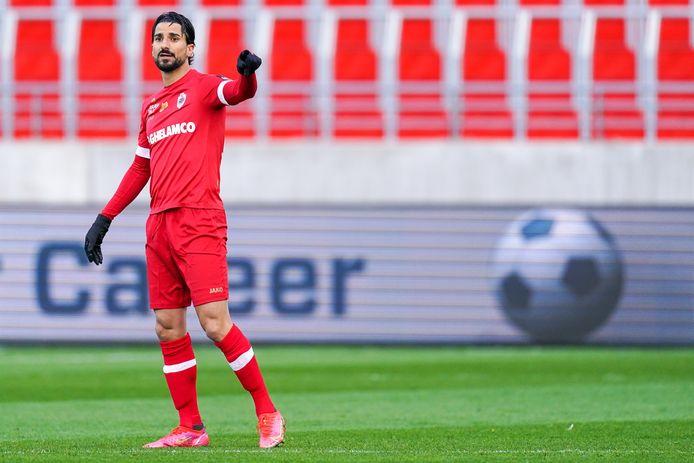 Après Bruges et l'Antwerp, direction le Sporting d'Anderlecht pour Lior Refaelov?