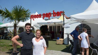 Café De Voermansrust verhuist naar de 'Roos Pap Bar', zelfs 400 jaar oude kroeg pakt uit met zomerbar