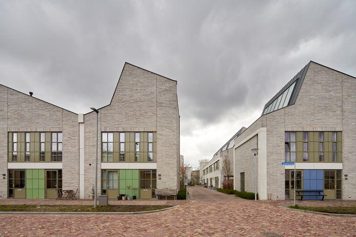 Strijp-R, deelproject met 80 woningen, is genomineerd voor de Dirk Roosenburgprijs 2021 in Eindhoven.