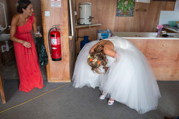 'I Am not a Wedding Photographer'.