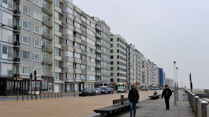 Appartement aan zee kost gemiddeld 273.000 euro, Blankenberge populairst