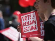 Le camp du maintien dans l'UE a le vent en poupe au Royaume-Uni