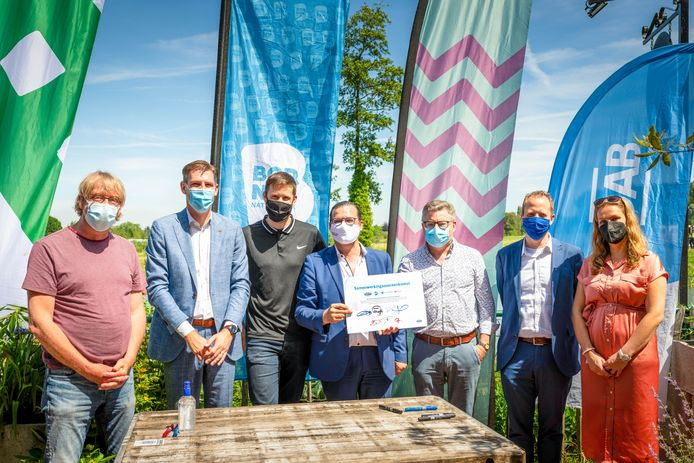 De gemeenten Bornem, Puurs-Sint-Amands en Willebroek vernieuwen hun samenwerkingsovereenkomst met VDAB