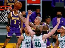 Fans zien opvallend ritme bij Lakers na nederlaag, Jordan vertegenwoordigt Bryant bij Hall of Fame