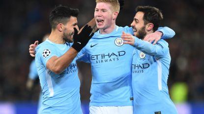 Na 23 minuten in de kwartfinale: Man City maakt terugwedstrijd tegen Basel overbodig