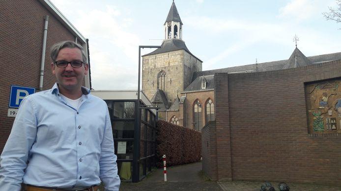 """Horecaondernemer Harm Oosting: """"Bezoekers van het hotel besteden 65 euro per persoon per dag in Tubbergen."""""""
