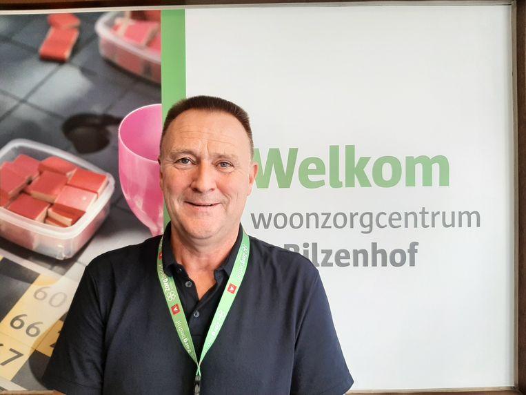 Dirk Claes: 'Mijn doel is nu niet winst maken, maar mensen gelukkig maken.' Beeld rv
