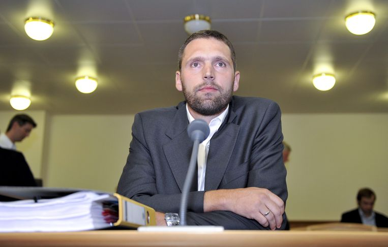Stefan Matschiner. Beeld EPA