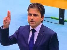 Gerard van den Anker uit Hedel beëdigd als lid van de Tweede Kamer